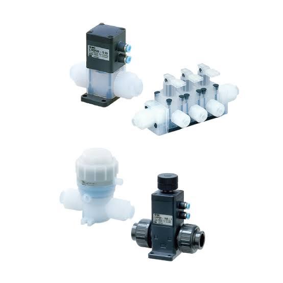 Válvula e Acessórios para Produtos Químicos